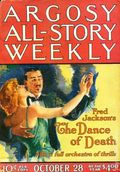 Argosy Part 3: Argosy All-Story Weekly (1920-1929 Munsey/William T. Dewart) Oct 28 1922