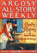 Argosy Part 3: Argosy All-Story Weekly (1920-1929 Munsey/William T. Dewart) Nov 4 1922