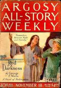 Argosy Part 3: Argosy All-Story Weekly (1920-1929 Munsey/William T. Dewart) Nov 18 1922