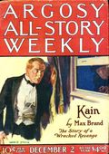 Argosy Part 3: Argosy All-Story Weekly (1920-1929 Munsey/William T. Dewart) Vol. 147 #4