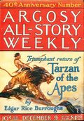 Argosy Part 3: Argosy All-Story Weekly (1920-1929 Munsey/William T. Dewart) Dec 9 1922