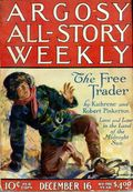 Argosy Part 3: Argosy All-Story Weekly (1920-1929 Munsey/William T. Dewart) Vol. 147 #6