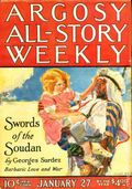 Argosy Part 3: Argosy All-Story Weekly (1920-1929 Munsey/William T. Dewart) Jan 27 1923