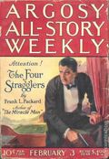 Argosy Part 3: Argosy All-Story Weekly (1920-1929 Munsey/William T. Dewart) Feb 3 1923