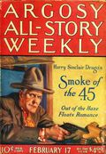 Argosy Part 3: Argosy All-Story Weekly (1920-1929 Munsey/William T. Dewart) Feb 17 1923