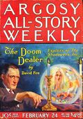 Argosy Part 3: Argosy All-Story Weekly (1920-1929 Munsey/William T. Dewart) Feb 24 1923
