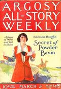 Argosy Part 3: Argosy All-Story Weekly (1920-1929 Munsey/William T. Dewart) Mar 3 1923