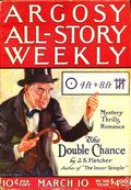 Argosy Part 3: Argosy All-Story Weekly (1920-1929 Munsey/William T. Dewart) Mar 10 1923