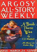Argosy Part 3: Argosy All-Story Weekly (1920-1929 Munsey/William T. Dewart) Mar 24 1923
