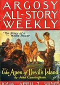 Argosy Part 3: Argosy All-Story Weekly (1920-1929 Munsey/William T. Dewart) Apr 7 1923