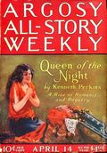 Argosy Part 3: Argosy All-Story Weekly (1920-1929 Munsey/William T. Dewart) Apr 14 1923
