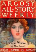 Argosy Part 3: Argosy All-Story Weekly (1920-1929 Munsey/William T. Dewart) Apr 21 1923