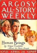 Argosy Part 3: Argosy All-Story Weekly (1920-1929 Munsey/William T. Dewart) Apr 28 1923