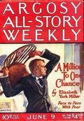Argosy Part 3: Argosy All-Story Weekly (1920-1929 Munsey/William T. Dewart) Jun 9 1923