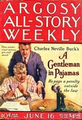 Argosy Part 3: Argosy All-Story Weekly (1920-1929 Munsey/William T. Dewart) Jun 16 1923