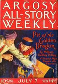 Argosy Part 3: Argosy All-Story Weekly (1920-1929 Munsey/William T. Dewart) Jul 7 1923