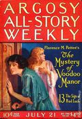 Argosy Part 3: Argosy All-Story Weekly (1920-1929 Munsey/William T. Dewart) Jul 21 1923