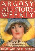 Argosy Part 3: Argosy All-Story Weekly (1920-1929 Munsey/William T. Dewart) Aug 18 1923