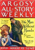 Argosy Part 3: Argosy All-Story Weekly (1920-1929 Munsey/William T. Dewart) Aug 25 1923