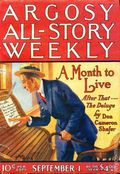 Argosy Part 3: Argosy All-Story Weekly (1920-1929 Munsey/William T. Dewart) Sep 1 1923