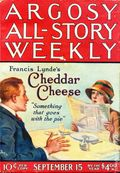 Argosy Part 3: Argosy All-Story Weekly (1920-1929 Munsey/William T. Dewart) Sep 15 1923