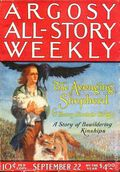 Argosy Part 3: Argosy All-Story Weekly (1920-1929 Munsey/William T. Dewart) Sep 22 1923