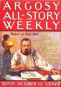 Argosy Part 3: Argosy All-Story Weekly (1920-1929 Munsey/William T. Dewart) Oct 13 1923