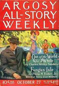 Argosy Part 3: Argosy All-Story Weekly (1920-1929 Munsey/William T. Dewart) Oct 27 1923