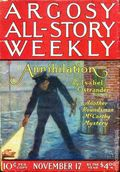 Argosy Part 3: Argosy All-Story Weekly (1920-1929 Munsey/William T. Dewart) Vol. 155 #6