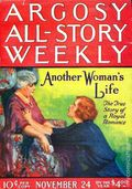 Argosy Part 3: Argosy All-Story Weekly (1920-1929 Munsey/William T. Dewart) Vol. 156 #1