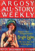Argosy Part 3: Argosy All-Story Weekly (1920-1929 Munsey/William T. Dewart) Dec 8 1923