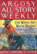 Argosy Part 3: Argosy All-Story Weekly (1920-1929 Munsey/William T. Dewart) Jan 5 1924