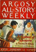 Argosy Part 3: Argosy All-Story Weekly (1920-1929 Munsey/William T. Dewart) Jan 12 1924
