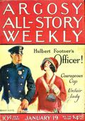 Argosy Part 3: Argosy All-Story Weekly (1920-1929 Munsey/William T. Dewart) Jan 19 1924