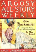 Argosy Part 3: Argosy All-Story Weekly (1920-1929 Munsey/William T. Dewart) Jan 26 1924