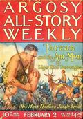 Argosy Part 3: Argosy All-Story Weekly (1920-1929 Munsey/William T. Dewart) Feb 2 1924