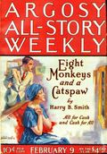 Argosy Part 3: Argosy All-Story Weekly (1920-1929 Munsey/William T. Dewart) Feb 9 1924