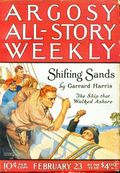 Argosy Part 3: Argosy All-Story Weekly (1920-1929 Munsey/William T. Dewart) Feb 23 1924