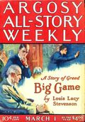 Argosy Part 3: Argosy All-Story Weekly (1920-1929 Munsey/William T. Dewart) Mar 1 1924