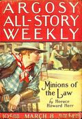 Argosy Part 3: Argosy All-Story Weekly (1920-1929 Munsey/William T. Dewart) Mar 8 1924