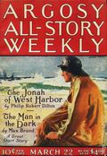 Argosy Part 3: Argosy All-Story Weekly (1920-1929 Munsey/William T. Dewart) Mar 22 1924