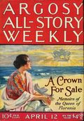 Argosy Part 3: Argosy All-Story Weekly (1920-1929 Munsey/William T. Dewart) Vol. 159 #3