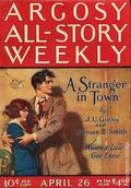 Argosy Part 3: Argosy All-Story Weekly (1920-1929 Munsey/William T. Dewart) Apr 26 1924