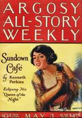 Argosy Part 3: Argosy All-Story Weekly (1920-1929 Munsey/William T. Dewart) May 3 1924