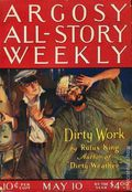 Argosy Part 3: Argosy All-Story Weekly (1920-1929 Munsey/William T. Dewart) May 10 1924