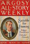 Argosy Part 3: Argosy All-Story Weekly (1920-1929 Munsey/William T. Dewart) May 31 1924