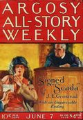 Argosy Part 3: Argosy All-Story Weekly (1920-1929 Munsey/William T. Dewart) Jun 7 1924