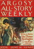 Argosy Part 3: Argosy All-Story Weekly (1920-1929 Munsey/William T. Dewart) Vol. 160 #6