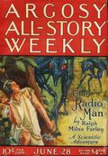 Argosy Part 3: Argosy All-Story Weekly (1920-1929 Munsey/William T. Dewart) Jun 28 1924
