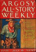 Argosy Part 3: Argosy All-Story Weekly (1920-1929 Munsey/William T. Dewart) Jul 19 1924